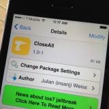 Cydia: chiudi tutte le schede di Safari con un tap