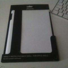 Breve recensione per cover posteriore rigida per iPad 2 by Proporta