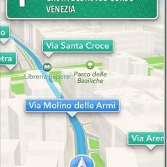 Mappe: abilitata in Italia la navigazione turn-by-turn in 3D