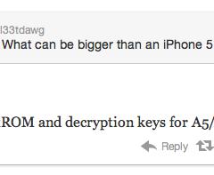 """Jailbreak untethered ed iOS 6: """"eppur si muove"""""""