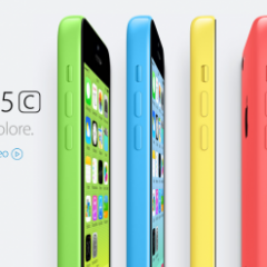 "Apple presenta iPhone 5C tra colori e ""plastica"""