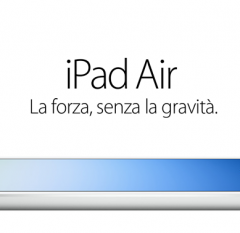 Nuovi iPad Air e iPad mini Retina