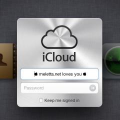 """Apple: disponibli iCloud e """"Trova i miei Amici"""""""