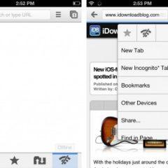 Cydia: WebOffline aggiunge la modalità offline a Chrome su iOS