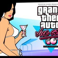 GTA Vice City arriverà su Apple store il 6 dicembre