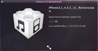 Firmware 4.3.3 entro due settimane, parola di BGR News firmware 4.3.3 BGR