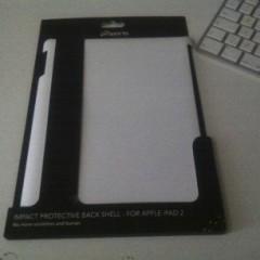 Breve recensione per cover posteriore rigida per iPad 2 by Proporta