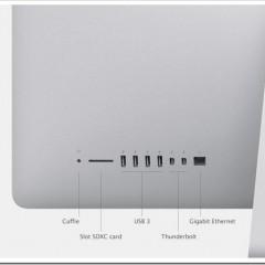 """Nuovi iMac: più sottili, più """"wow"""""""
