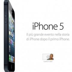 Evento Apple tra iPhone 5, iOS 6, iTunes, iPod Nano e Touch..ed EarPod