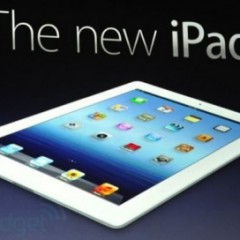 Il nuovo iPad: tra CPU Quad Core e Retina Display