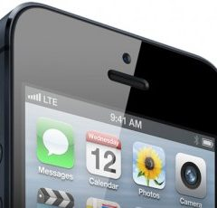 iPhone 5: bug sul touchscreen ?
