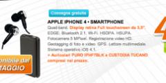 Da Saturn iPhone 4 con più di 200€ di sconto!