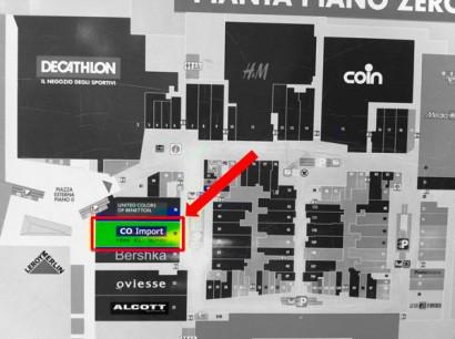 mappaportadiroma 410x306 Il nuovo Apple Store di Roma aprirà il 21 aprile Roma Apple Store