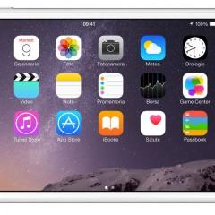 iPhone 6 Plus: come disabilitare la rotazione della Springboard