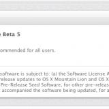 Apple rilascia la seconda GM di Yosemite (e beta 5 pubblica)