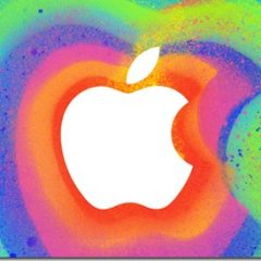 Evento Apple live anche su iPad, iPhone e Mac