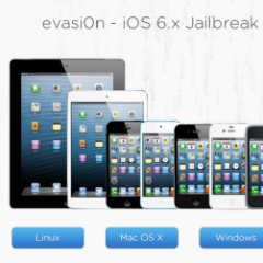 evasi0n: il jailbreak untethered per iOS 6.x è finalmente disponibile (download)