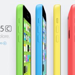 """Apple presenta iPhone 5C tra colori e """"plastica"""""""
