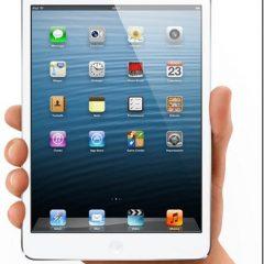 iPad mini: piccolo ma non ristretto