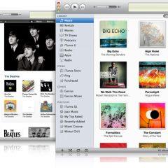 Aggiornamento per iTunes (v. 10.2.2)