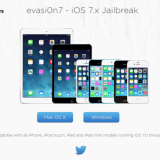 Jailbreak iOS 7 untethered per iPhone 4, 4S, 5, 5C, 5S