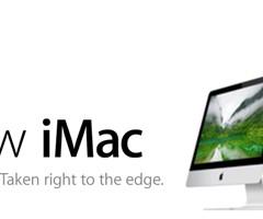 Apple aggiorna i suoi iMac, ora con una nuova CPU e Wifi 802.11ac