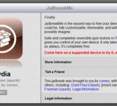 Jailbreak iPad 2: arriva la beta di JailbreakMe 3.0